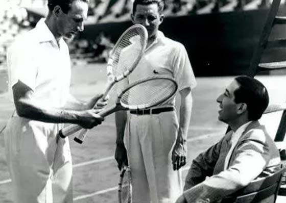 Lacoste, life is a beautiful sport, since 1933