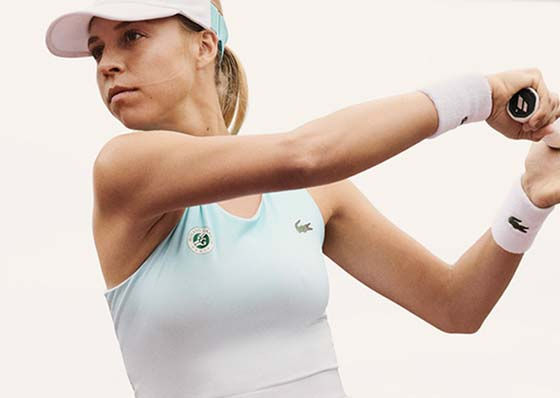 Collection femme Lacoste Sport