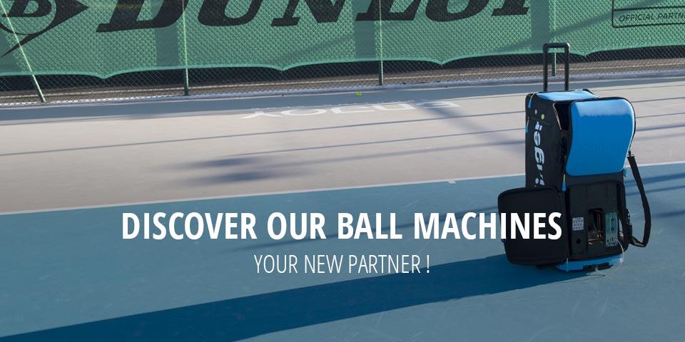 Ball machines