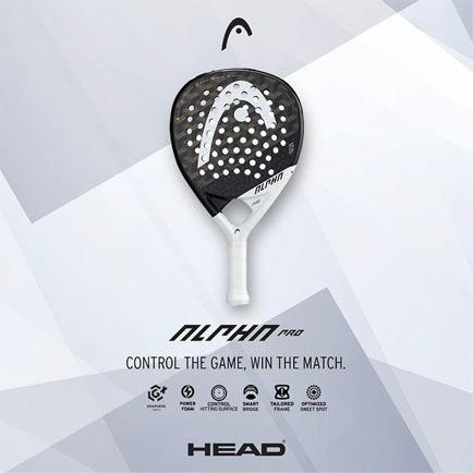 Raquette de padel Head Alpha Pro
