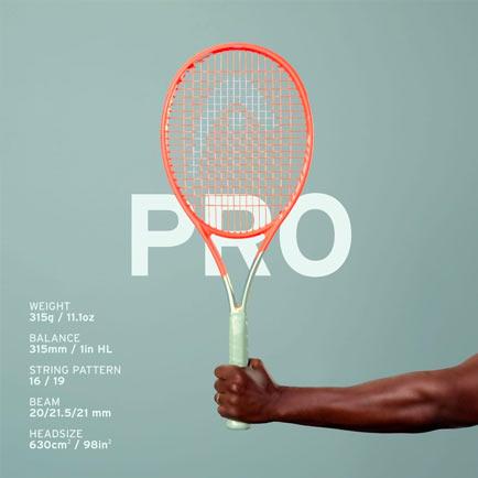 Raquette de tennis Head Radical Pro