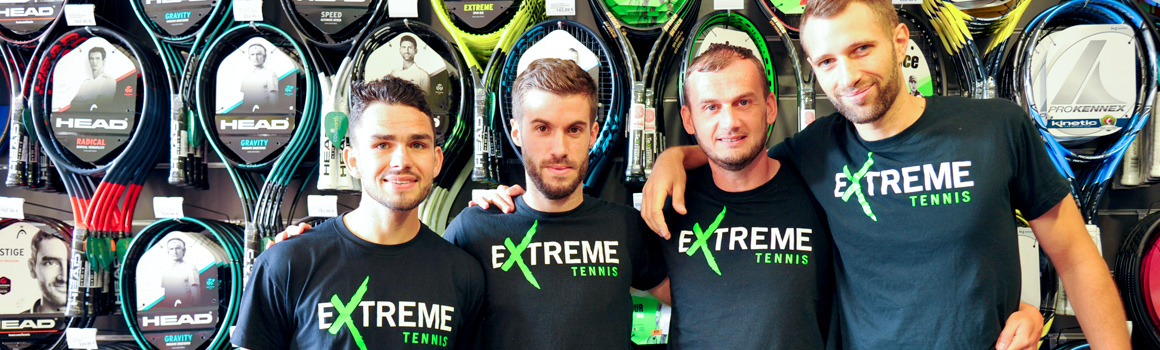 About Extreme Tennis